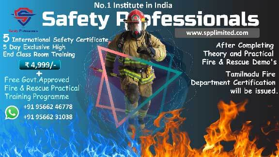 fire fighting practical