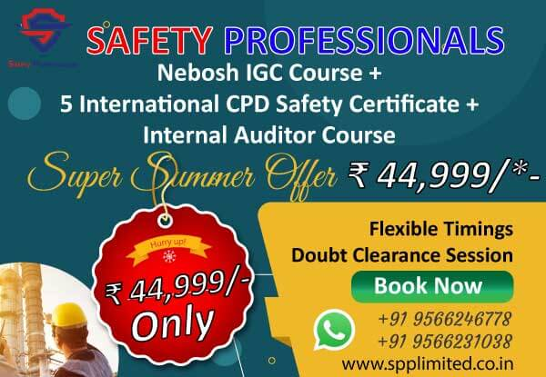 nebosh course fees
